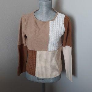 Liz Claiborne Lizsport Knit Sweater
